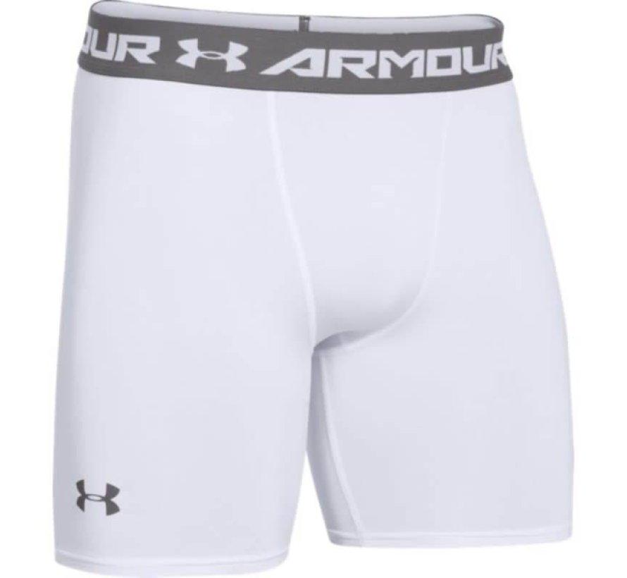 Heatgear Armour Comp Short Heren Wit
