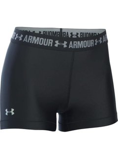 Under Armour Heatgear Armour Shorty Ladies Schwarz