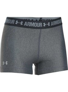 Under Armour Heatgear Armour Shorty Ladies Carbon