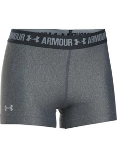 Under Armour Heatgear Armour Shorty Ladies Carbon
