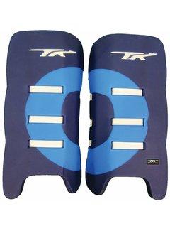 TK Total Three GLX 3.1 Legguards Blue/Sky