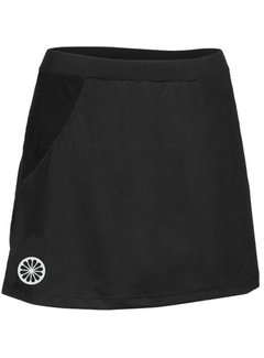 Indian Maharadja Women's tech skort Black