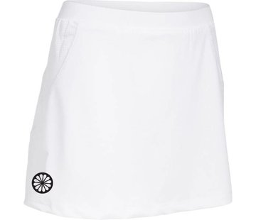 Indian Maharadja Women's tech skort Wit