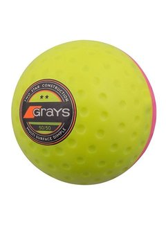 Grays Bal 50/50 Gelb /Rosa
