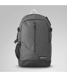 Dita Backpack Icon Wit/Donkergrijs