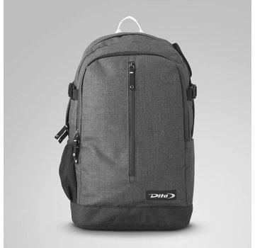 Dita Backpack Icon White/Dark Grey