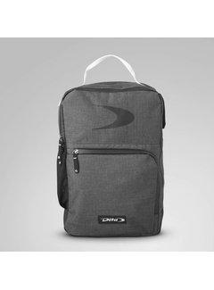 Dita Backpack Classic White/Dark Grey