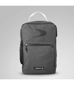 Dita Backpack Classic Wit/Donkergrijs