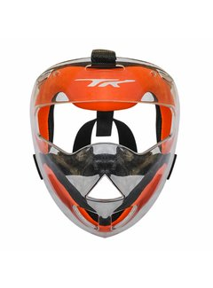 TK Total Three 3.1 Facemask Orange