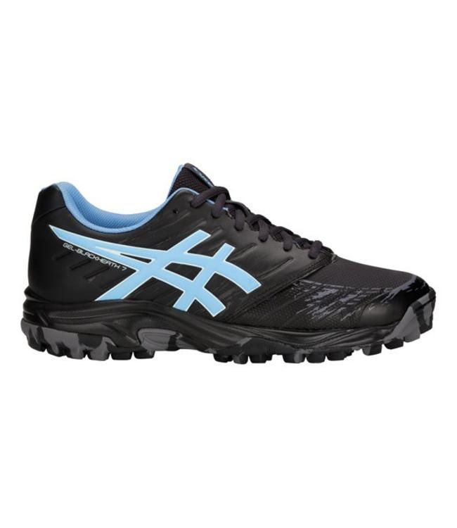 Asics GEL-BLACKHEATH 7 Dames Zwart/Lichtblauw