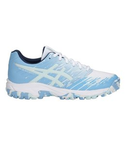 Asics GEL-BLACKHEATH 7 Dames Wit/Lichtblauw