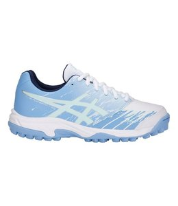 Asics GEL-BLACKHEATH 7 GS Kinder Weiß/Hellblau