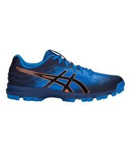 Asics GEL-HOCKEY TYPHOON 3 Heren Blauw/Zwart