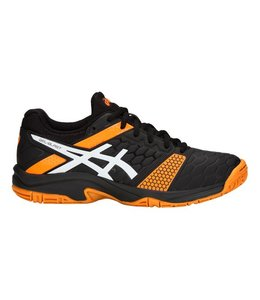 Asics GEL-BLAST 7 GS Indoor Kids Zwart/Wit