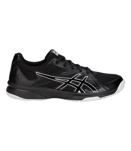 Asics UPCOURT 3 Indoor Heren Zwart
