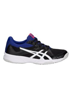 Asics UPCOURT 3 Indoor Damen Schwarz/Weiß
