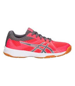 Asics UPCOURT 3 GS Indoor Kids Roze/Carbon