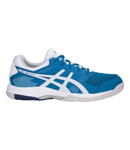 Asics GEL-ROCKET 8 Indoor Heren Blauw/Wit