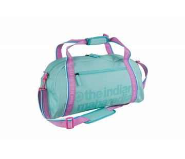 Indian Maharadja Sports Bag Mint