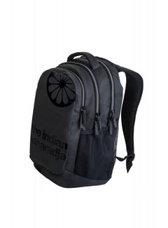 Indian Maharadja Backpack Black/White