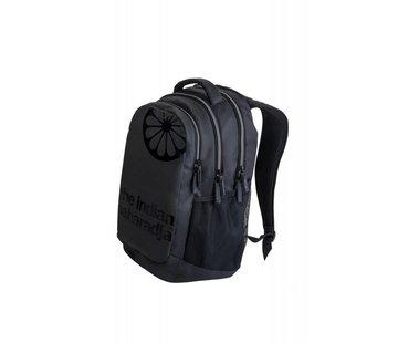 Indian Maharadja Backpack Black/White