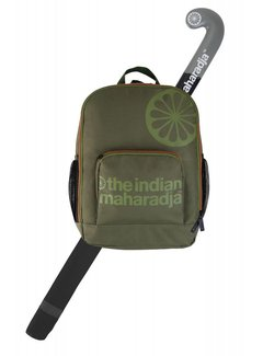 Indian Maharadja Kids Backpack Army