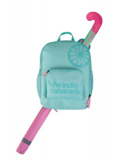 Indian Maharadja Kids Backpack Mint