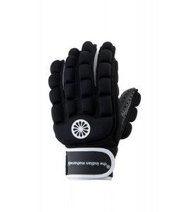 Indian Maharadja Glove foam full left Black