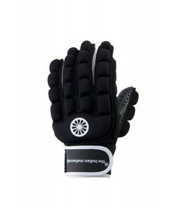 Indian Maharadja Glove foam full links Schwarz