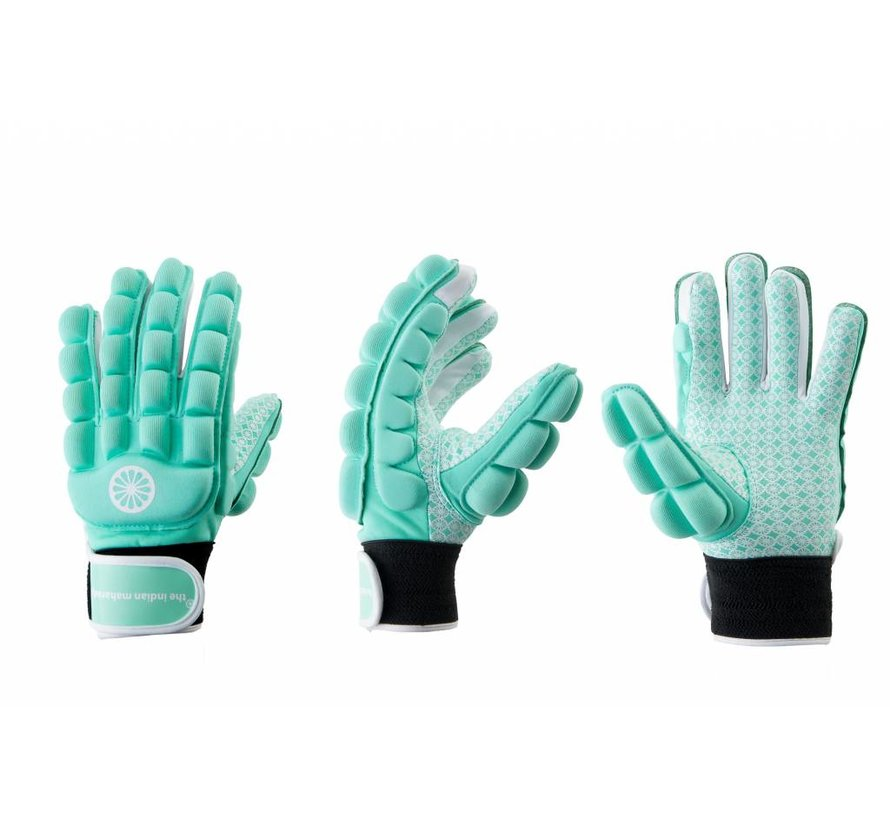 Glove foam full links Mint