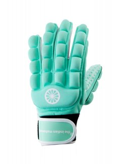 Indian Maharadja Glove foam full left Mint