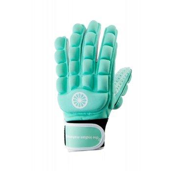 Indian Maharadja Glove foam full left Mint