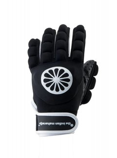 Indian Maharadja Glove shell / foam full left Black