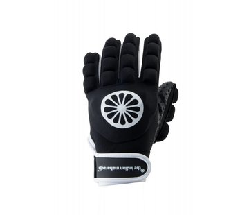 Indian Maharadja Glove shell / foam full left Black