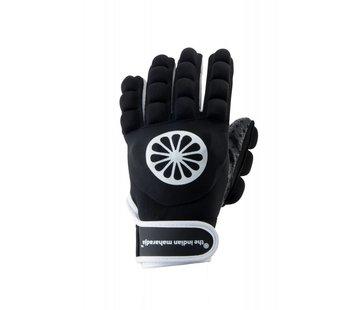 Indian Maharadja Glove shell/foam full links Schwarz