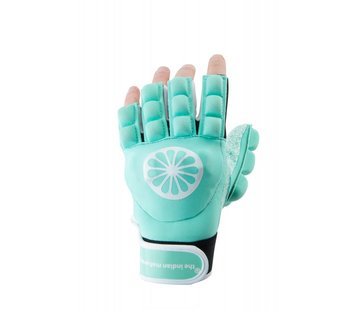 Indian Maharadja Glove shell/foam half links Minze