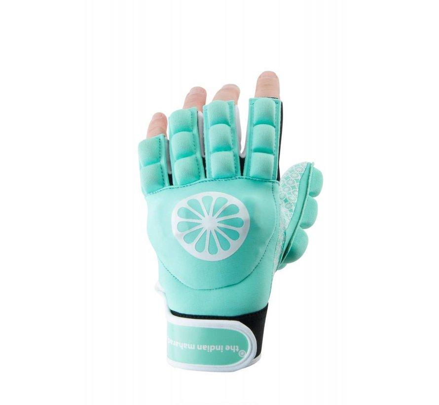 Glove shell/foam half links Mint