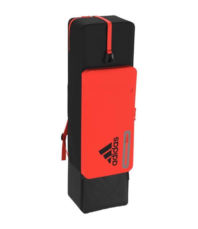 21475055a16 Adidas HY Kitbag Zwart/Rood - Hockeypoint