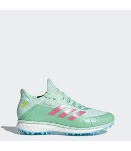 Adidas Fabela X Mint/Pink/Neon Yellow