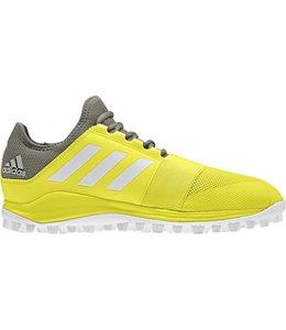 Adidas Divox 1.9S Neon Geel/Wit/Bruin