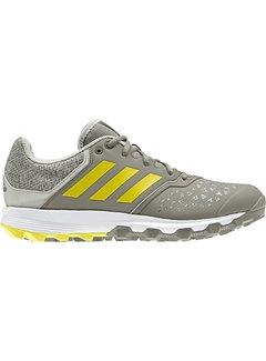 Adidas Flexcloud Bruin/Neon Geel/Zilver
