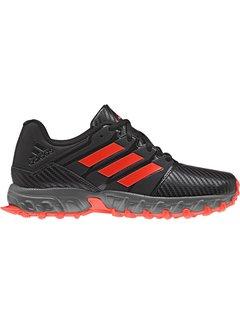Adidas Hockeyshoes Junior Black/Red/Grey