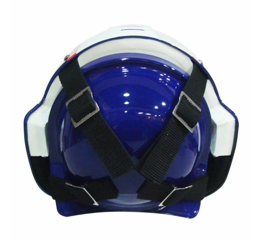 PHX Total Three 3.1 Helm Blauw