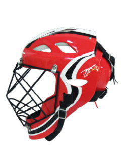 TK PHX Total Two 2.1 Hockeyhelm Rot