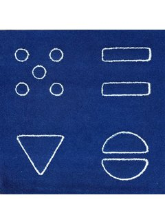 Csign Skilltrainer All in One 2mx2m Blau