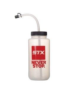 STX Wasserflasche mit Stroh
