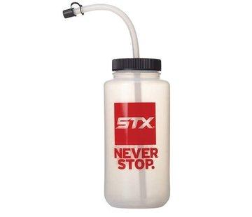 STX Wasserflasche mit Strohhalm