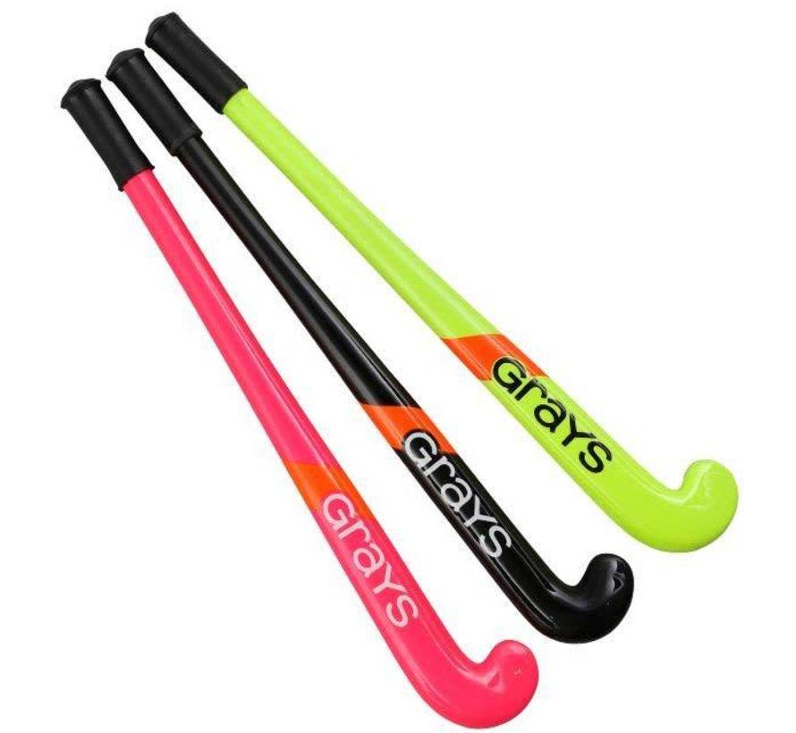 Hockeystick Pen Zwart