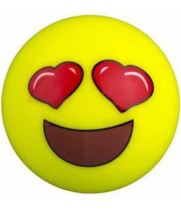 Grays Emoji Bal Heart Eyes