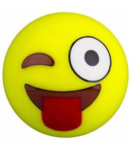 Grays Emoji Bal Winking Tongue